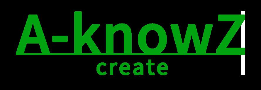 A-knowZ create